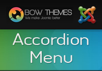 BT Accordion Menu