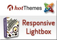 Hot Responsive Lightbox