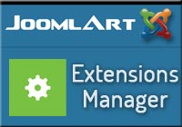 JA Extensions Manager