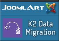 JA K2 Data Migration