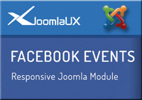 JUX Facebook Events