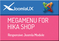 JUX Mega Menu for HikaShop