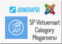 SP Virtuemart Category Megamenu