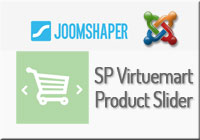 SP Virtuemart Product Slider