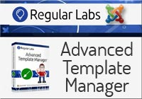 Advanced Template Manager
