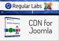 CDN for Joomla