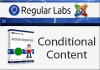 Conditional Content