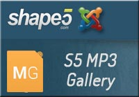 S5 MP3 Gallery