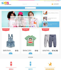 JM Kids Fashion VM Store