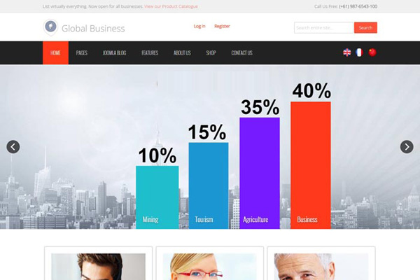 Directory pt joomla template accmission Choice Image