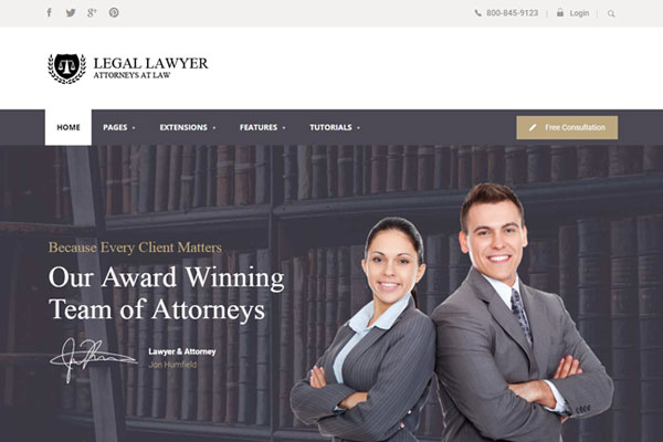 S5 Legal Lawyer
